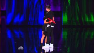 getlinkyoutube.com-Collins Key Semifinals Performance America's Got Talent S8