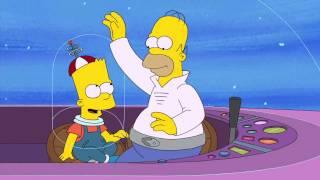 """Los Simpson. """"Los supersónicos"""""""