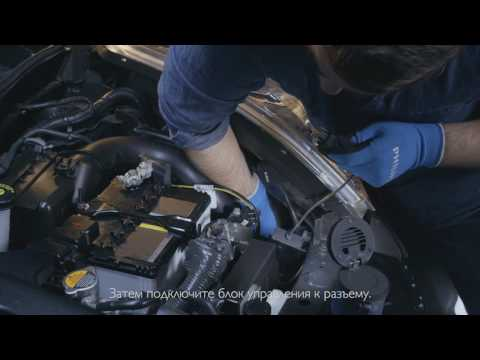 PHILIPS УЧЕБНИК - Как заменить головное освещение на вашем Nissan Juke на светодиодные лампы