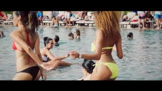 getlinkyoutube.com-Dj Battle @ PACHA CLUB & MAYAH BAY Pool MARRAKECH - JUIN 2013!