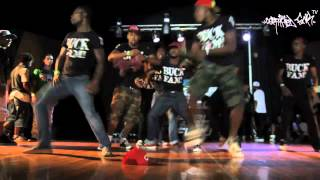 getlinkyoutube.com-Demolition Squad VS Buck Fam.  [Big Bang 4] |Certified Funk TV|