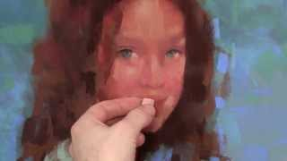 getlinkyoutube.com-Pastel Techniques for Painterly Portraits with Alain Picard