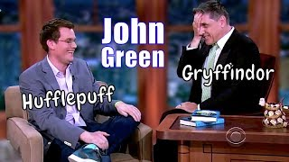 John Green & Craig Ferguson