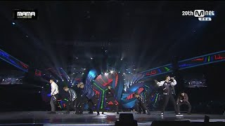 EXO 엑소   Love Me Right 러브 미 라잇 @ 2015 MAMA in Hong Kong 1080p