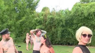 getlinkyoutube.com-World Naked Bike Ride New Orleans 2016 Part 5 of 6, Recorded by CANNABIS CAM