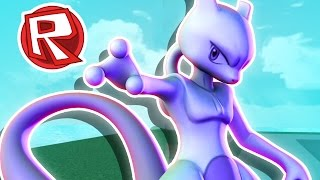 getlinkyoutube.com-MEWTWO IN POKEMON GO ROBLOX?