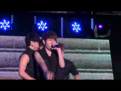 "110813[Fancam]BEAST""SHOCK""@Incheon Hanryu Concert"