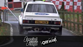 getlinkyoutube.com-Motorsport News Circuit Rally Championship 2016/2017 Round 2
