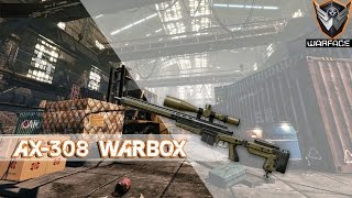 getlinkyoutube.com-Warface #68 AX-308 TDM Hangar - A Bolt que nao tanka GG