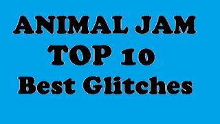 getlinkyoutube.com-ANIMAL JAM - TOP 10 BEST GLITCHES EVER 2015