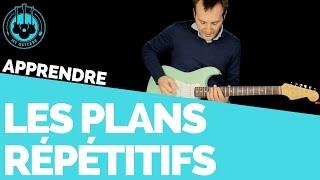 Les plans répétitifs - tuto guitare solo pour apprendre à jouer vite