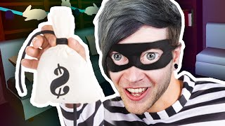 getlinkyoutube.com-I'M GUNNA ROB YA!! | A Very Organised Thief