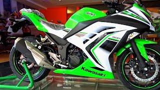 getlinkyoutube.com-#Bikes@Dinos: Kawasaki Ninja 300 Special Edition Walkaround Review, Test Ride
