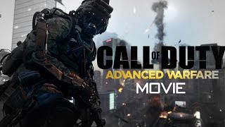 Call of Duty: Advanced Warfare Game Movie (All Cutscenes) 1080p HD