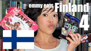 getlinkyoutube.com-Emmy Eats Finland 4 - American Tasting More Finnish Sweets