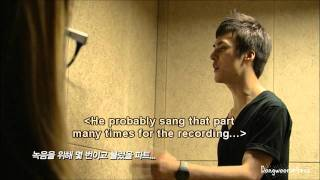 getlinkyoutube.com-[DVD CUT] - Dong Woon The Hardworking Maknae