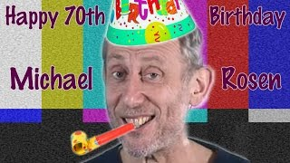 getlinkyoutube.com-The Michael Rosen 70th Birthday Collab