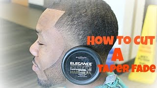 Barber Tutorial: How To Do A Line up! HD