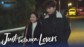 Just Between Lovers - EP12 | Handholding [Eng Sub]