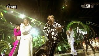 BIGBANG 1123 MAMA Performances
