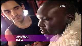 ALEK WEK | Videofashion's 100 Top Models