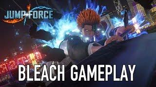 Jump Force - Bleach Játékmenet