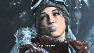 getlinkyoutube.com-[김즈타][Xbox One]라이즈 오브 툼레이더 - 01화 -