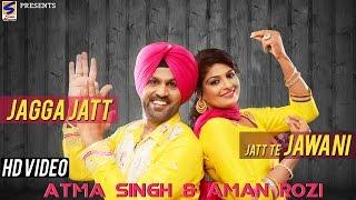 getlinkyoutube.com-Jagga Jatt Jatt te Jawani || Atma Singh | Aman Rozi Live || Latest Brand New Album -2016