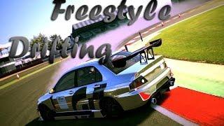 getlinkyoutube.com-Gran Turismo 6 - Freestyle Drifting