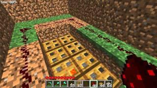 getlinkyoutube.com-Minecraft Tutorial - Hatch Drawbridge Trapdoor