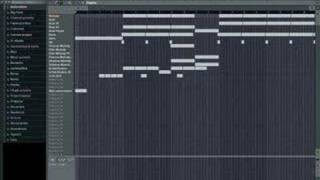 getlinkyoutube.com-FL Studio - Arabic Beat (Sampled)