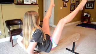 getlinkyoutube.com-Gymnastics: Expectation VS Reality