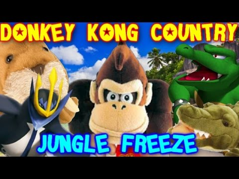 Donkey Kong Country: Jungle Freeze Part 3/6