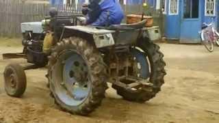 getlinkyoutube.com-Самодельный трактор аналог т 25 с двигателем ваз классика