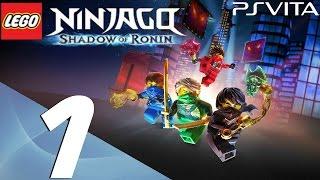 getlinkyoutube.com-Lego Ninjago Shadow of Ronin - Walkthrough Part 1 - Prologue