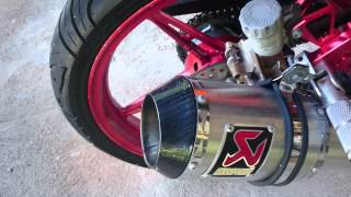 getlinkyoutube.com-Akrapovic at lc135 v2