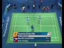 Indonesia vs China - Men's Badminton Doubles Final - Beijing 2008 Summer Olympic Games