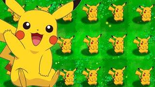 getlinkyoutube.com-Pokemon vs Zombies - Hoa quả nổi giận phiên bản Pokemon (Phần 1)