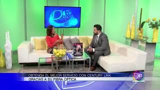 Chris Chumaceiro de Century Link habló con Mayela Rosales sobre su gran servicio de internet