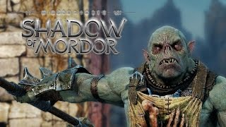 Shadow of Mordor: Hunting Warchiefs (Nemesis System)