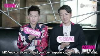 [ENG SUB] 151023 Cosmo Interview