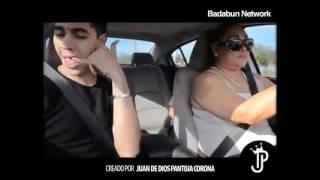 getlinkyoutube.com-Cuando pongo mi musica mientras mi mama maneja