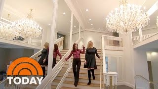 getlinkyoutube.com-Priscilla Presley Gives Exclusive Tour Of Elvis' Guest House At Graceland | TODAY