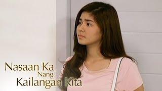 getlinkyoutube.com-Nasaan Ka Nang Kailangan Kita: Corrine tells Bea the truth