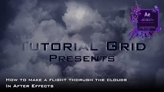 getlinkyoutube.com-How to Create a Flying Through The Clouds Effect In After Effects Tutorial