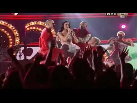 Katy Perry  - Performance Grammy Awards 2011