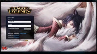 getlinkyoutube.com-Ahri Sleeping - Custom Login Screen League of Legends