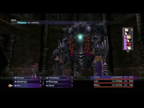 Final Fantasy X Remaster - Ultima & Omega Weapon