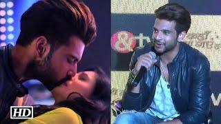 getlinkyoutube.com-Karan talks about Kissing Saanvi in Yeh Kahan Aa Gaye Hum