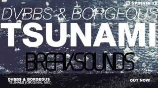 Tsunami/Flute - DVBBS & BORGEOUS/New World Sound & Thomas Newson (BreakSounds Mashup)